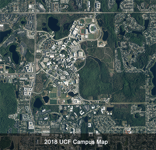 Governors State University Campus Map.Ucf Campus Map Ucf Facilities Planning Construction