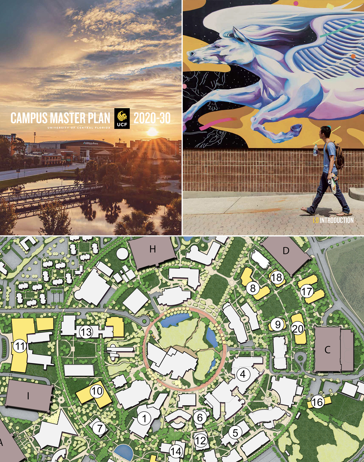 FP&C Releases DRAFT 2020-30 UCF Campus Master Plan