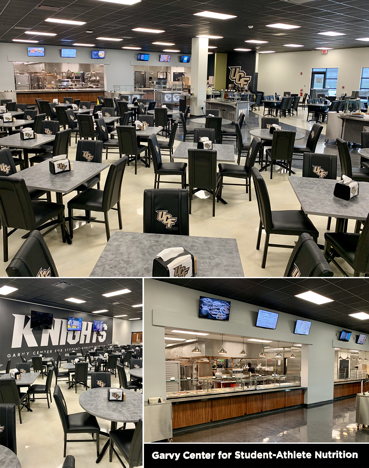 UCF Garvy Nutrition Center Charges On