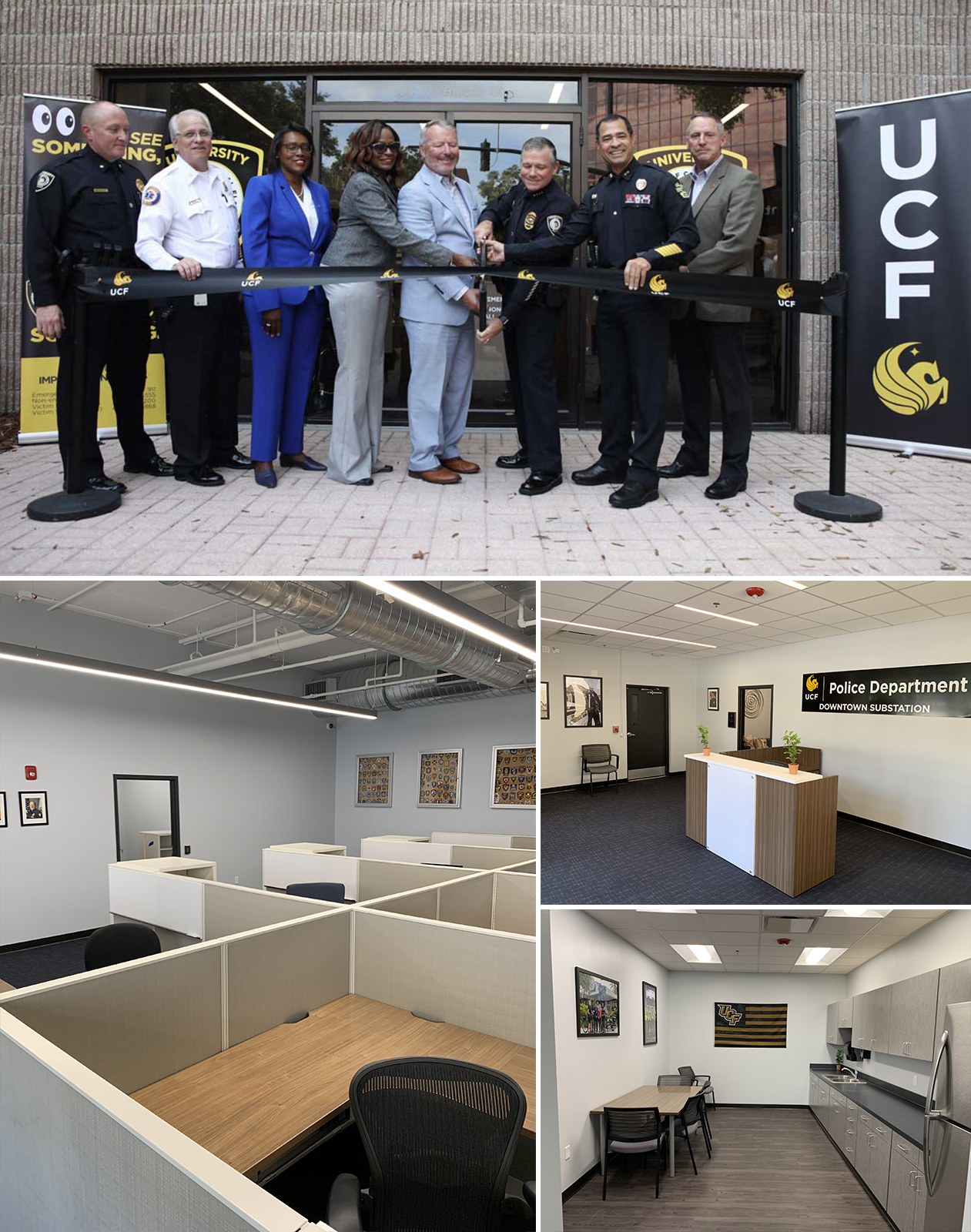Downtown Campus Police Station Now Open