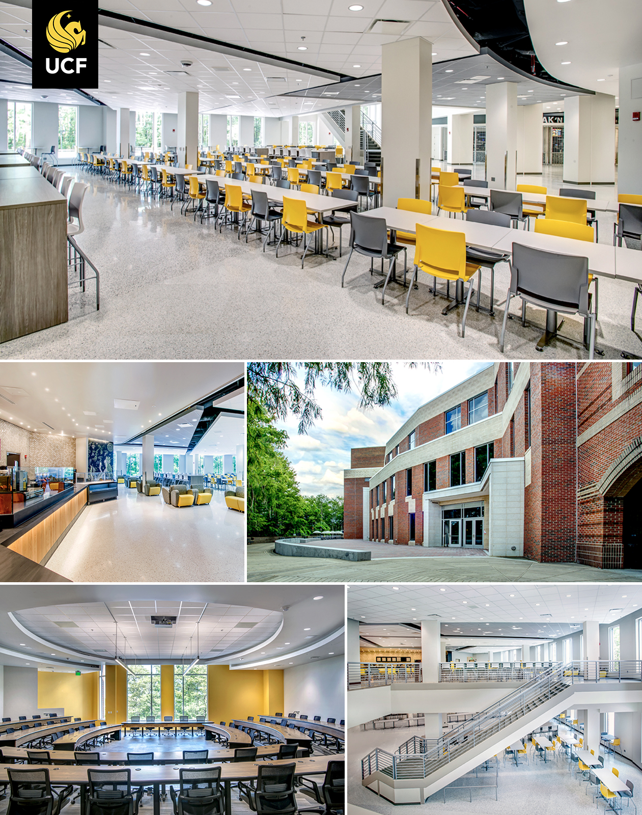 UCF Student Union Expansion Opens