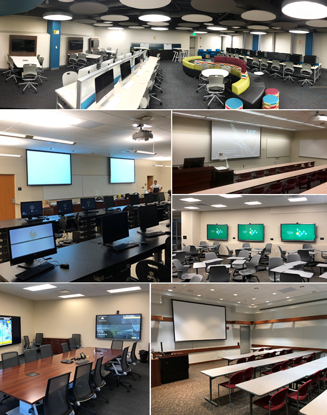FP&C Upgrades Over 160 Classrooms