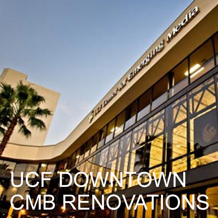 Downtown CMB Renovations