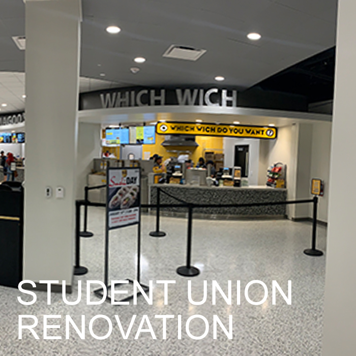 Student Union Renovation