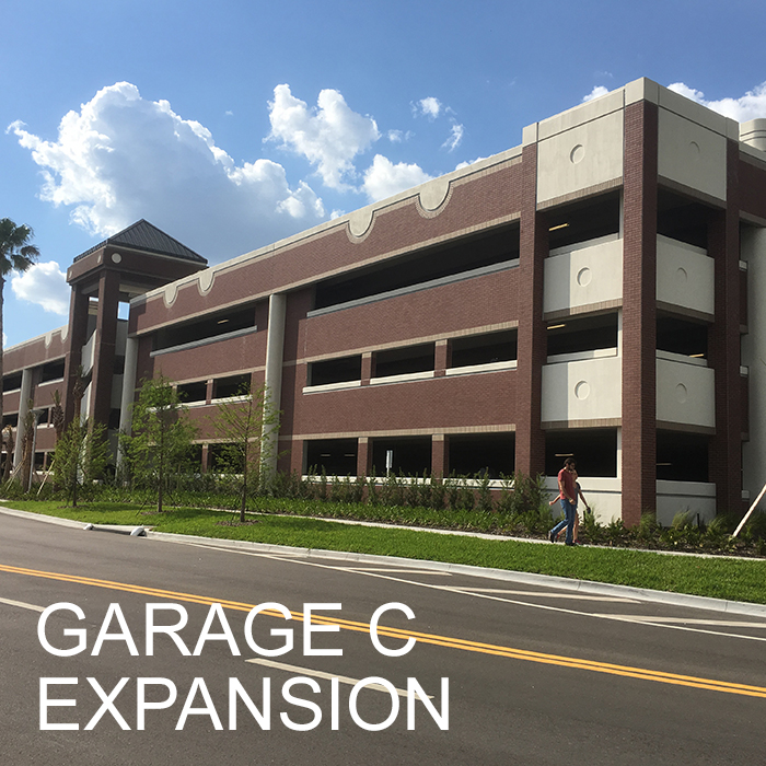 Parking Garage C Expansion