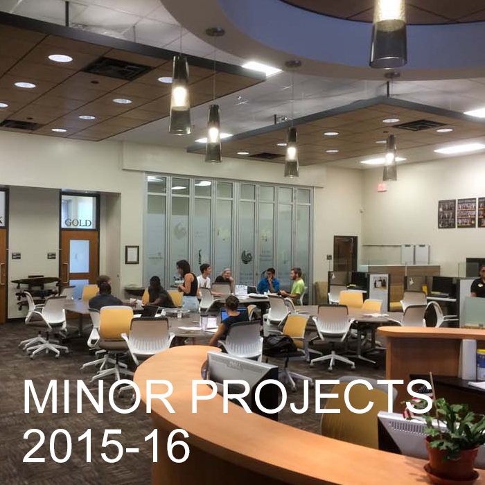 Minor Projects 2015-16