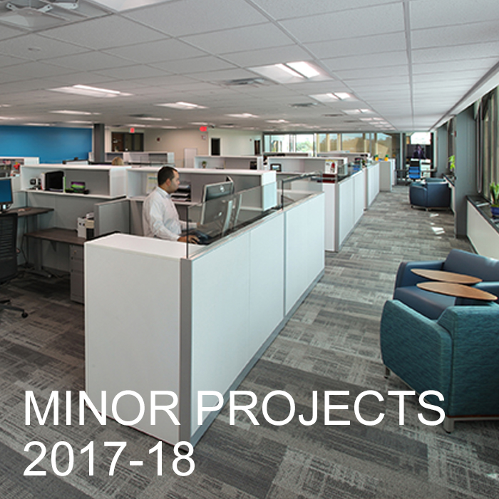 Minor Projects 2017-18