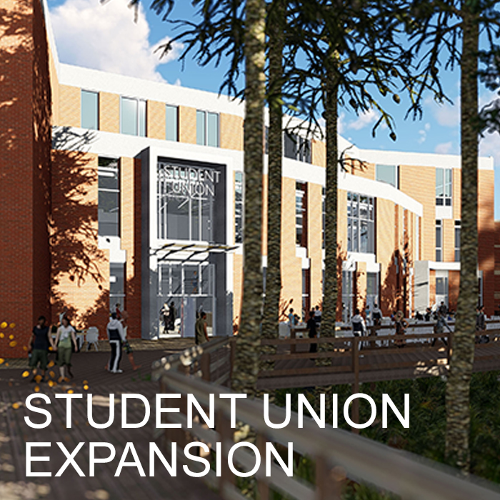 Student Union Expansion