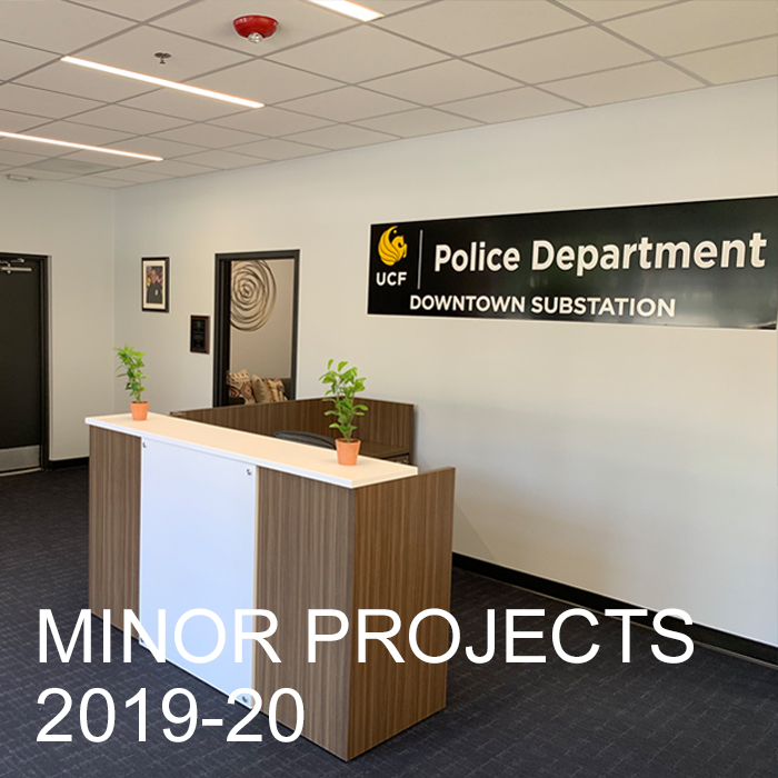 Minor Projects 2019-20